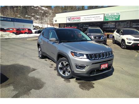 2018 Jeep Compass Limited (Stk: DF1750) in Sudbury - Image 1 of 10