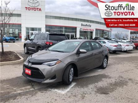 2018 Toyota Corolla LE (Stk: P2103) in Whitchurch-Stouffville - Image 1 of 17