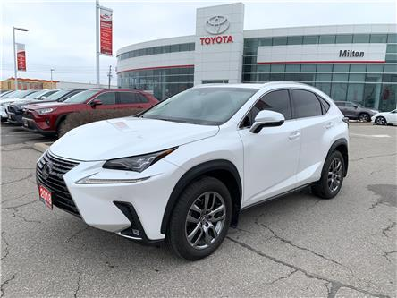 2018 Lexus NX 300 Base (Stk: 176789) in Milton - Image 1 of 9