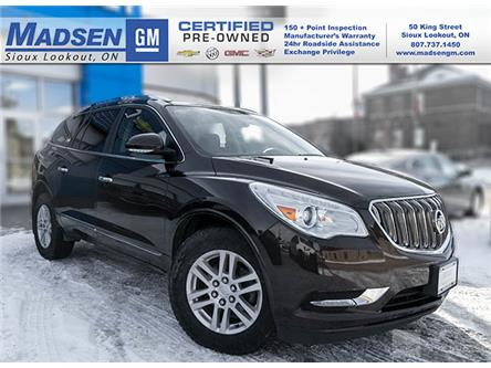 2017 Buick Enclave Leather (Stk: A20504) in Sioux Lookout - Image 1 of 11