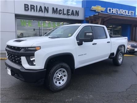 2020 Chevrolet Silverado 3500HD Work Truck (Stk: M5112-20) in Courtenay - Image 1 of 14