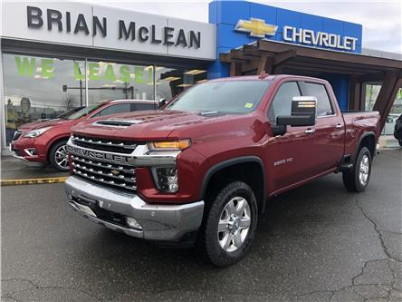 2020 Chevrolet Silverado 3500HD LTZ (Stk: M5125-20) in Courtenay - Image 1 of 20