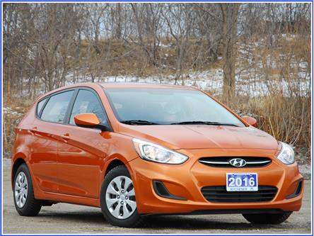 2016 Hyundai Accent LE (Stk: P59846A) in Kitchener - Image 1 of 14