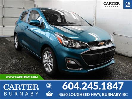 2020 Chevrolet Spark 1LT CVT (Stk: 40-08600) in Burnaby - Image 1 of 12