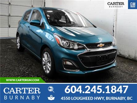 2020 Chevrolet Spark 1LT CVT (Stk: 40-22360) in Burnaby - Image 1 of 12