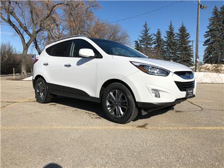 2014 Hyundai Tucson Limited (Stk: 10082.1) in Winnipeg - Image 1 of 16