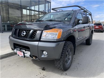 2013 Nissan Titan PRO-4X (Stk: T19361B) in Kamloops - Image 1 of 21
