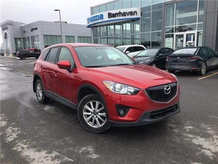 2014 Mazda CX-5 GS (Stk: 2556A) in Ottawa - Image 1 of 20