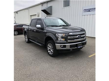 2017 Ford F-150 Lariat (Stk: HFC14377T) in Wallaceburg - Image 1 of 15