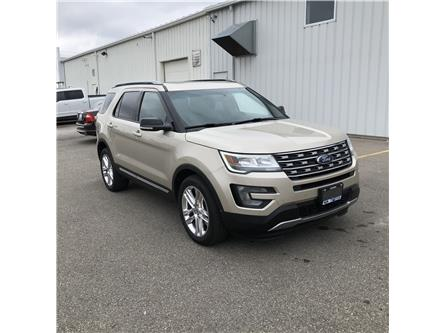 2017 Ford Explorer XLT (Stk: HGB42198T) in Wallaceburg - Image 1 of 16