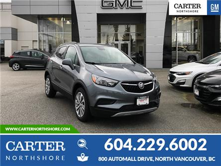 2020 Buick Encore Preferred (Stk: K88220) in North Vancouver - Image 1 of 13