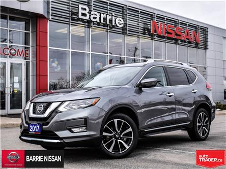 2017 Nissan Rogue SL Platinum (Stk: P4666) in Barrie - Image 1 of 30