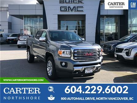 2020 GMC Canyon SLT (Stk: CN55590) in North Vancouver - Image 1 of 13