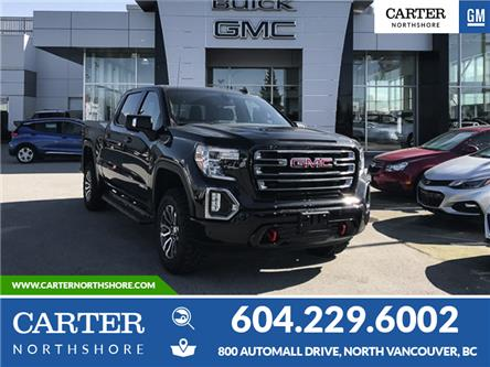 2020 GMC Sierra 1500 AT4 (Stk: R27910) in North Vancouver - Image 1 of 13