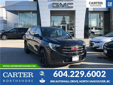 2020 GMC Terrain SLE (Stk: T61820) in North Vancouver - Image 1 of 13