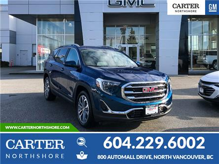2020 GMC Terrain SLT (Stk: T62670) in North Vancouver - Image 1 of 13