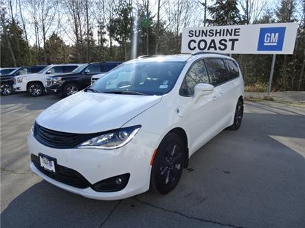 2019 Chrysler Pacifica Hybrid Limited (Stk: SC0154) in Sechelt - Image 1 of 24