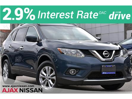 2016 Nissan Rogue SV (Stk: P4367) in Ajax - Image 1 of 37