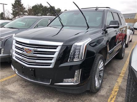 2020 Cadillac Escalade Platinum (Stk: FLT20256) in Mississauga - Image 1 of 5