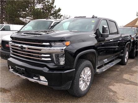 2020 Chevrolet Silverado 3500HD High Country (Stk: T0K082) in Mississauga - Image 1 of 5
