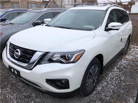 2020 Nissan Pathfinder SL Premium (Stk: LC589846) in Whitby - Image 1 of 3
