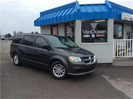 2016 Dodge Grand Caravan 4dr Wgn SXT (Stk: B7667) in Ajax - Image 1 of 22