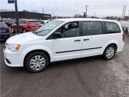 2017 Dodge Grand Caravan CVP/SXT (Stk: 47658) in Burlington - Image 1 of 24