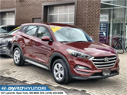 2017 Hyundai Tucson Base (Stk: H5723) in Toronto - Image 1 of 28