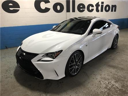 2018 Lexus RC 350 Base (Stk: JTHSZ5) in Toronto - Image 1 of 27