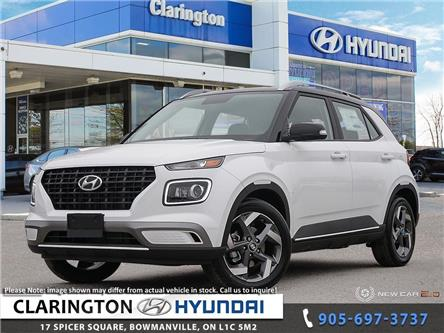 2020 Hyundai Venue Trend w/Urban PKG - Demin Interior (IVT) (Stk: 20198) in Clarington - Image 1 of 24