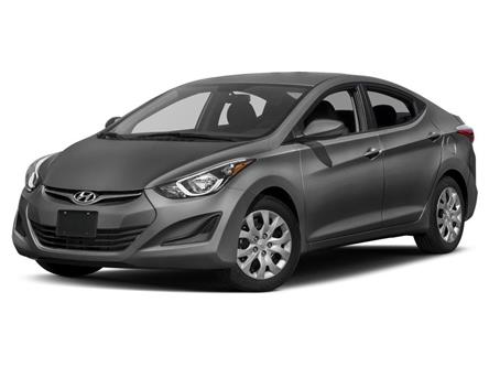 2015 Hyundai Elantra GL (Stk: 5NPDH4) in Scarborough - Image 1 of 9