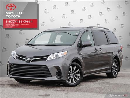 2020 Toyota Sienna LE 7-Passenger (Stk: M04034) in Edmonton - Image 1 of 20