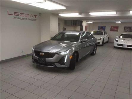 2020 Cadillac CT5 Sport (Stk: 209008) in Burlington - Image 1 of 17