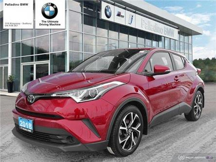 2018 Toyota C-HR XLE (Stk: U0148) in Sudbury - Image 1 of 21