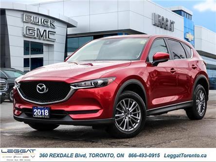 2018 Mazda CX-5 GS (Stk: 053258A) in Etobicoke - Image 1 of 27