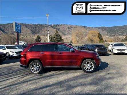 2014 Jeep Grand Cherokee SUMMIT (Stk: P3334) in Kamloops - Image 1 of 42