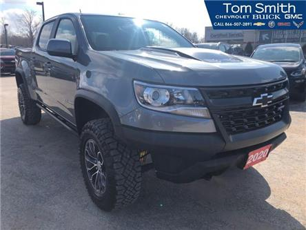 2020 Chevrolet Colorado ZR2 (Stk: 200288) in Midland - Image 1 of 9