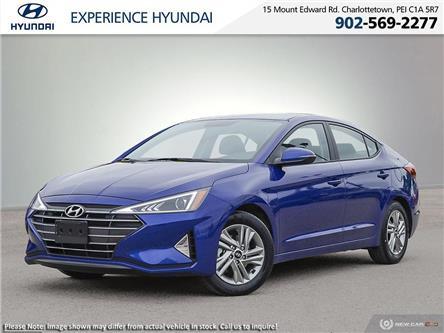 2020 Hyundai Elantra Preferred (Stk: N788) in Charlottetown - Image 1 of 23