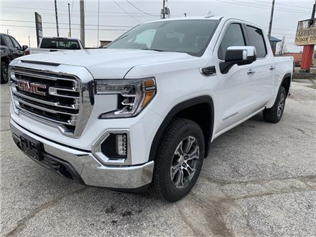 2020 GMC Sierra 1500 SLT (Stk: 01463) in Sarnia - Image 1 of 12