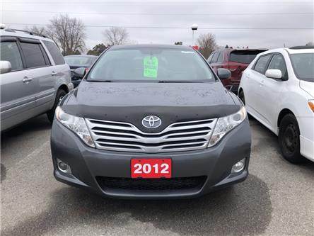 2012 Toyota Venza Base (Stk: LB617A) in Whitchurch-Stouffville - Image 1 of 7