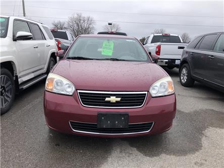 2007 Chevrolet Malibu LT (Stk: P2121A) in Whitchurch-Stouffville - Image 1 of 6