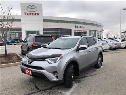 2018 Toyota RAV4 LE (Stk: P2130) in Whitchurch-Stouffville - Image 1 of 13