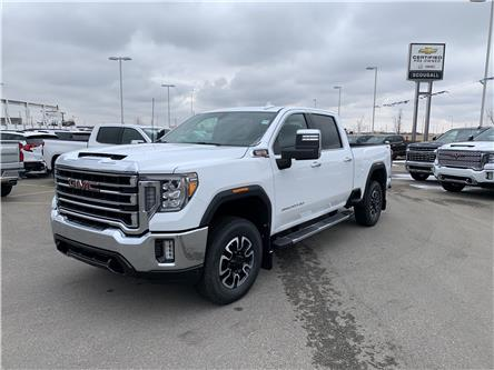 2020 GMC Sierra 3500HD SLT (Stk: 216009) in Fort MacLeod - Image 1 of 15