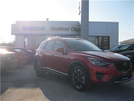 2016 Mazda CX-5 GT (Stk: 20057A) in Stratford - Image 1 of 26