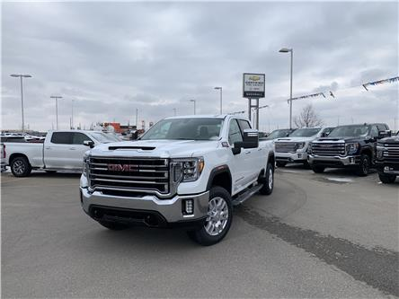 2020 GMC Sierra 3500HD SLT (Stk: 215340) in Fort MacLeod - Image 1 of 16