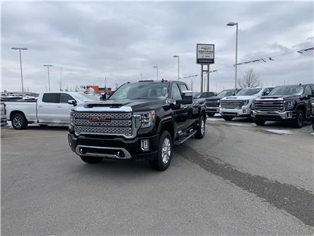 2020 GMC Sierra 3500HD Denali (Stk: 215339) in Fort MacLeod - Image 1 of 17