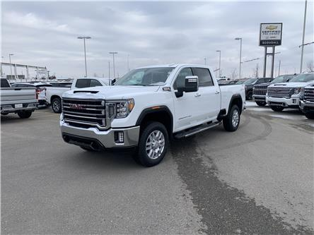 2020 GMC Sierra 3500HD SLT (Stk: 215341) in Fort MacLeod - Image 1 of 17