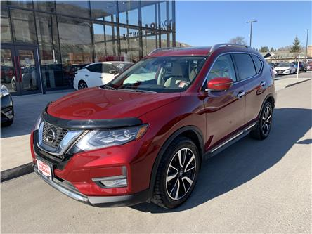2018 Nissan Rogue SL (Stk: UT1430) in Kamloops - Image 1 of 28