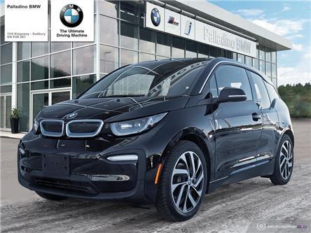 2018 BMW i3 Base w/Range Extender (Stk: 0023D) in Sudbury - Image 1 of 21