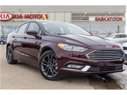 2018 Ford Fusion SE (Stk: 40264A) in Saskatoon - Image 1 of 24